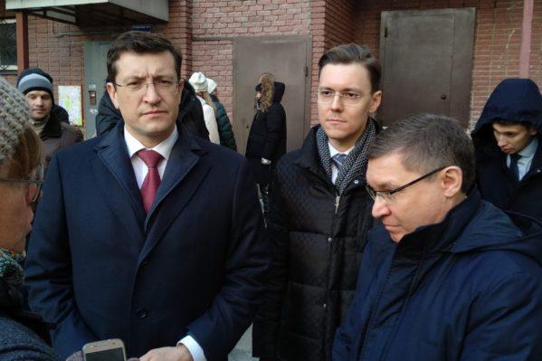 Участие в региональной программе по решению вопросов «обманутых дольщиков» Нижнего Новгорода