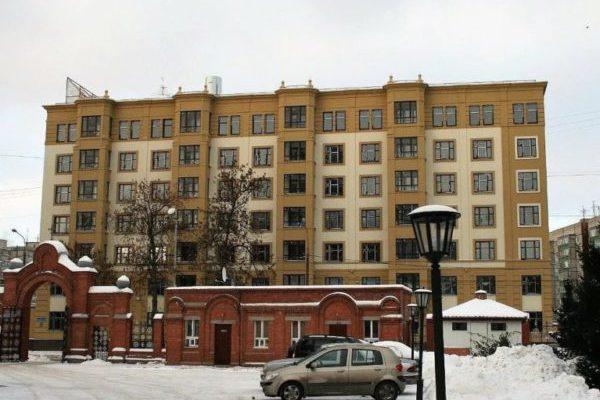 Улучшение архитектурного облика Сормовского района